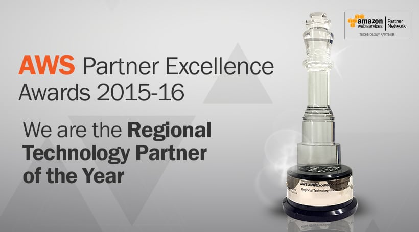 Amazon recognizes Vinculum as the 'Regional Technology Partner' of the year
