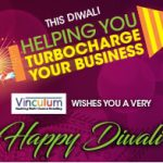 Greetings from Vinculum – Happy Diwali!