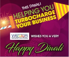 Vinculum wishes you a happy Diwali