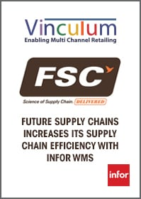 Enabling Future Supply Chains to scale greater heights of supply chain efficiency