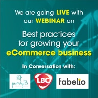 Webinar: Best Practices for growing your eCommerce business