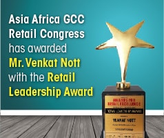 Asia Africa GCC Retail Congress Awards