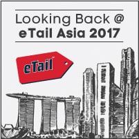 Discussing Opportunities to Grow Online Businesses Globally @ Etail Asia 2017