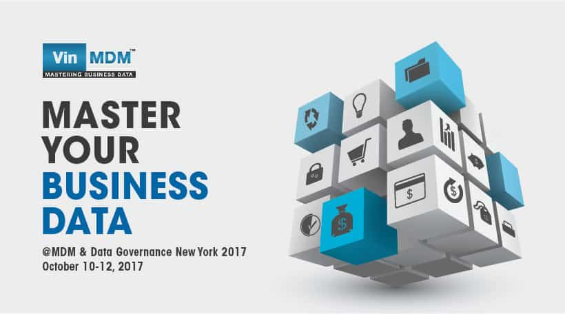 Master your business data at MDM & Data Governance Summit, NYC