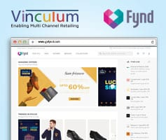 Vinculum Strategic Partnership with Fynd