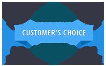 Gartner customer's choice