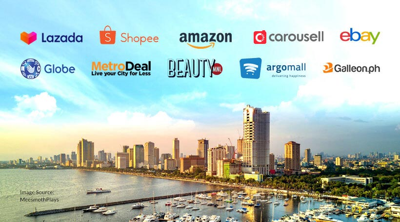 top marketplaces in Philippines